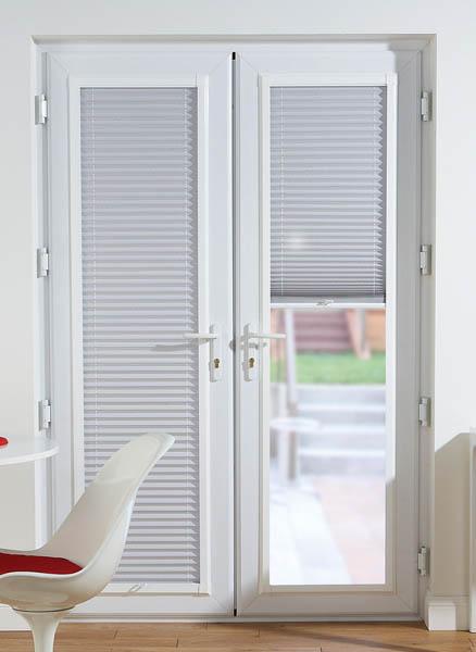 Pleated Doors Amp Patio Doors Door Blinds Menards Sliding