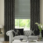 Roman blinds Curtains (2)